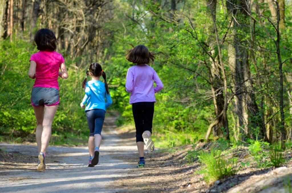 Jogging sangat baik untuk menjaga kesehatan