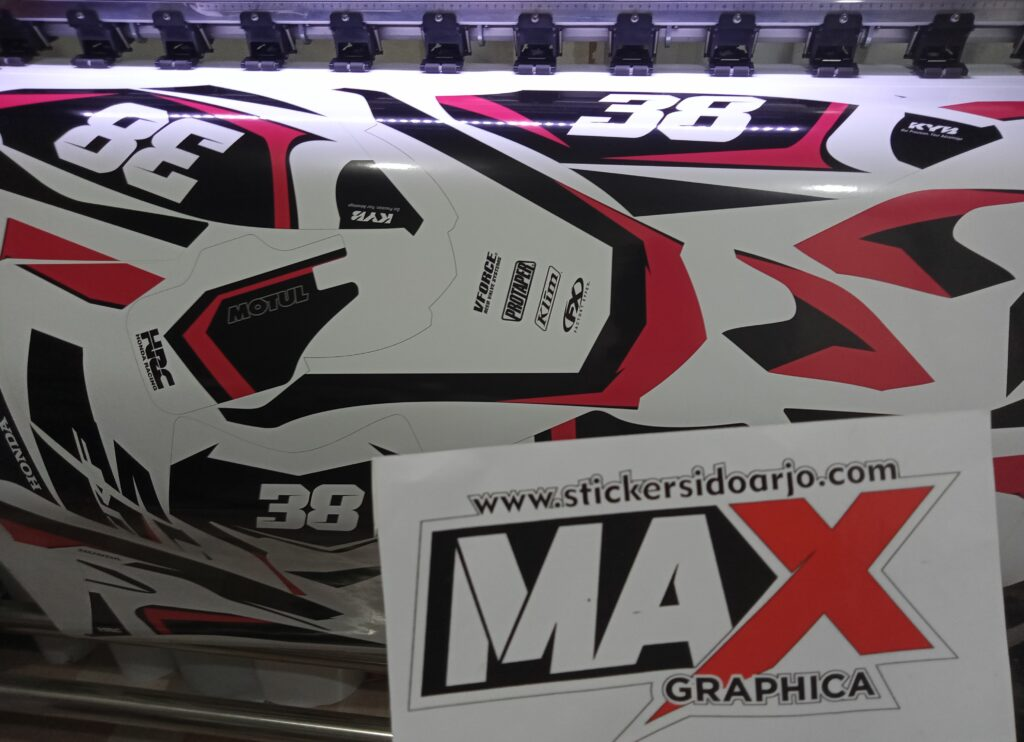decal crf 150