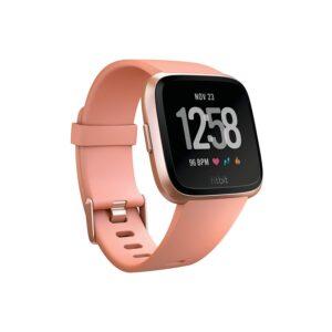 3. Fitbit Versa – Peach